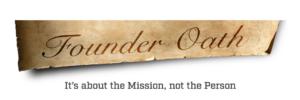 Founder Oath